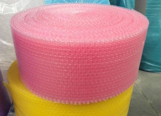彩色气泡膜